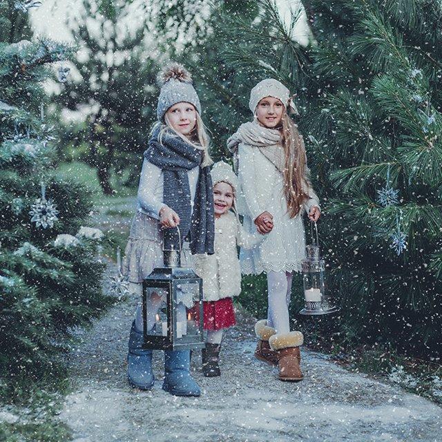 Na zimowym spacerze
