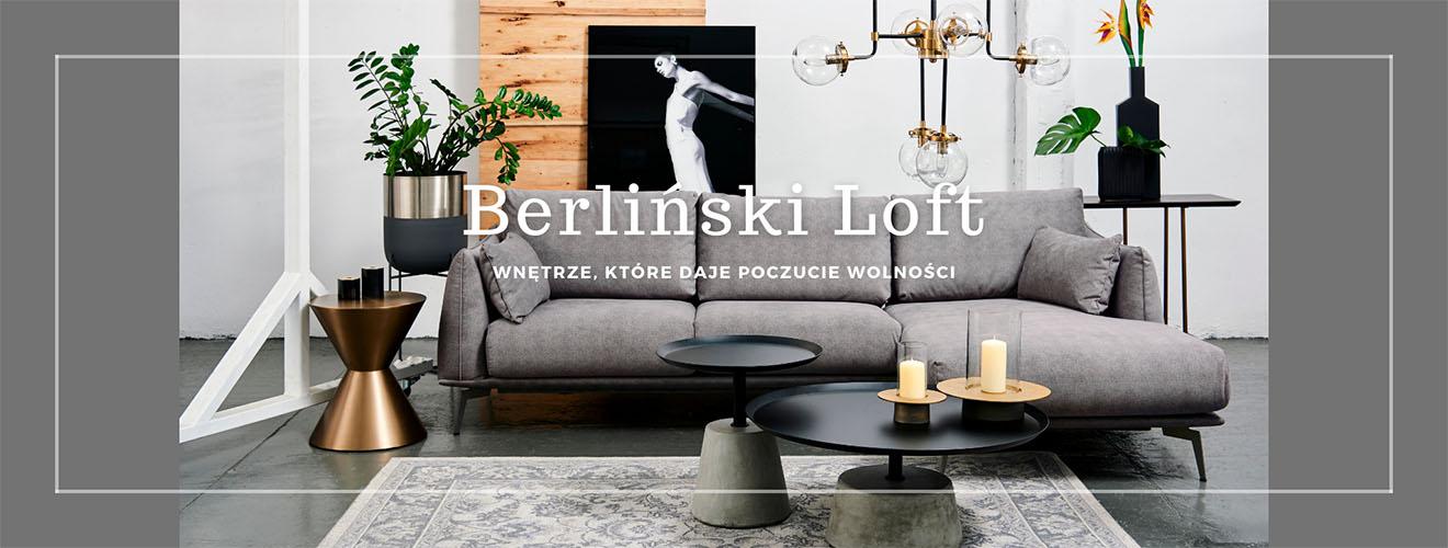 Berliński loft