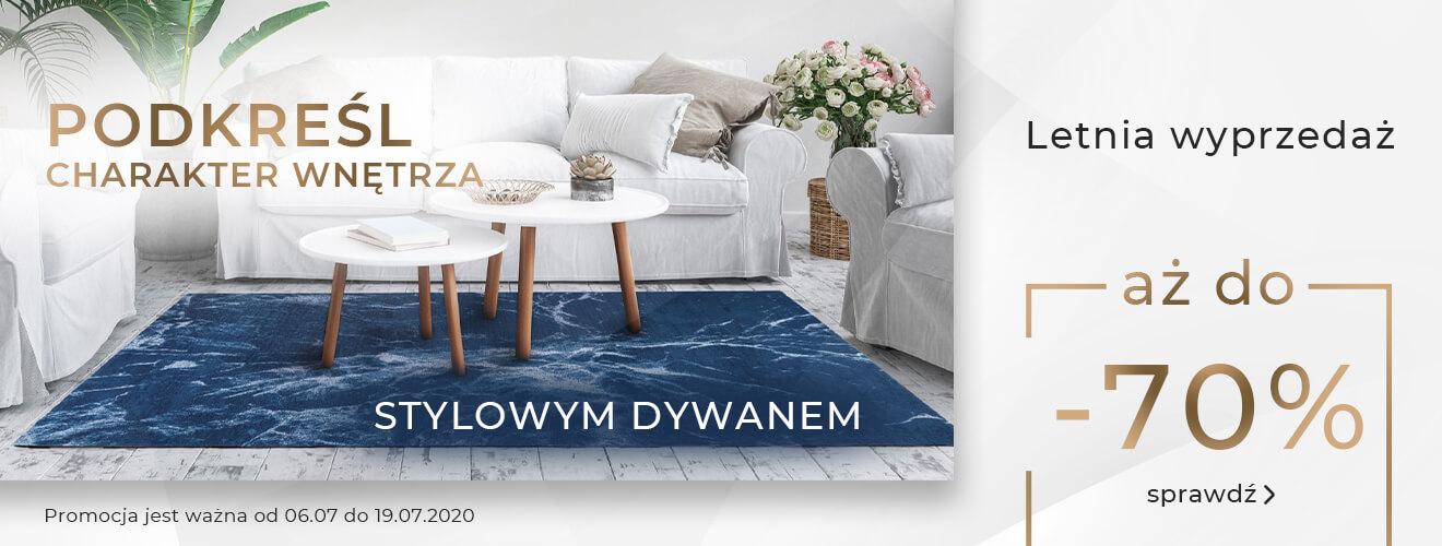 Promocja dywany