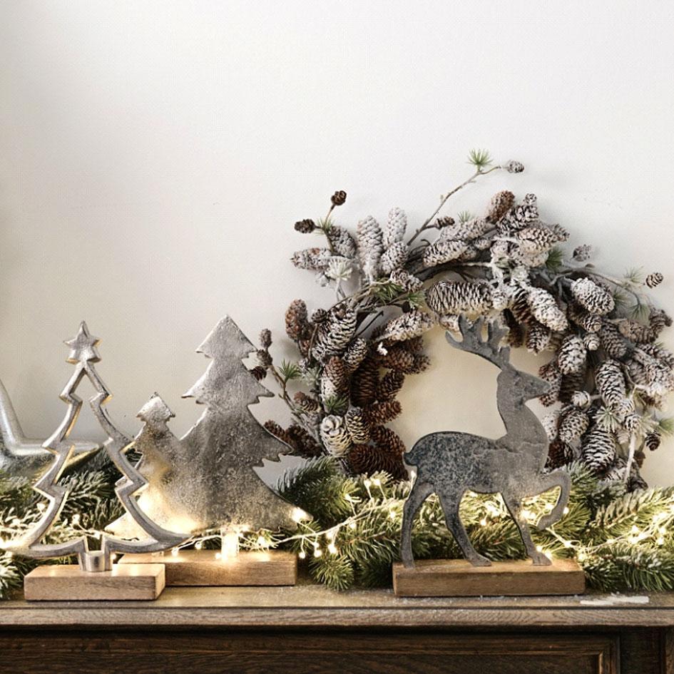 Dekoracja świątecznego Wnętrza Almidecor