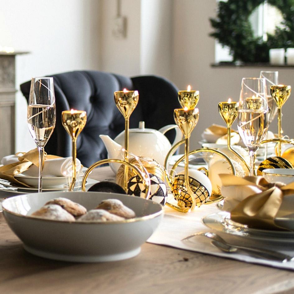 Jak Nakryć I Udekorować Stół Na Boże Narodzenie Almidecor