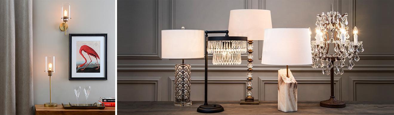 AlmiDecor - Lampy stołowe