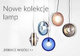 Nowe kolekcje lamp