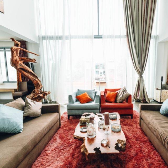 Jak dobrać odpowiedni dywan do domu?