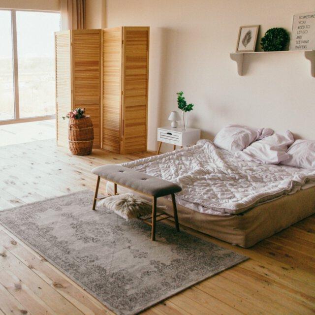 Jak wybrać odpowiedni dywan do sypialni?
